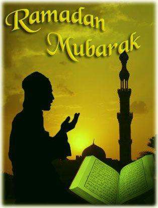 Ramadan Mubarak To All!!!