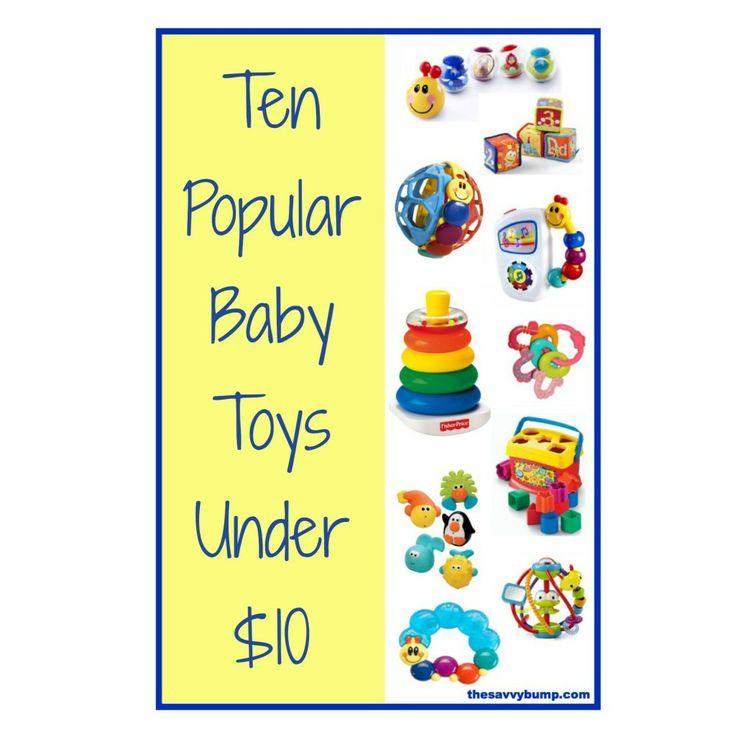 Toys For Under 1 : Toys under ten osnovosti