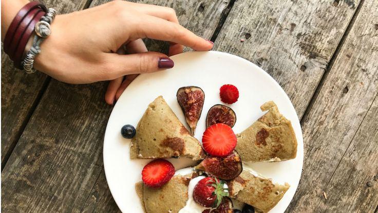 Banana Protein - Pancakes Schnell, gesund und lecker!