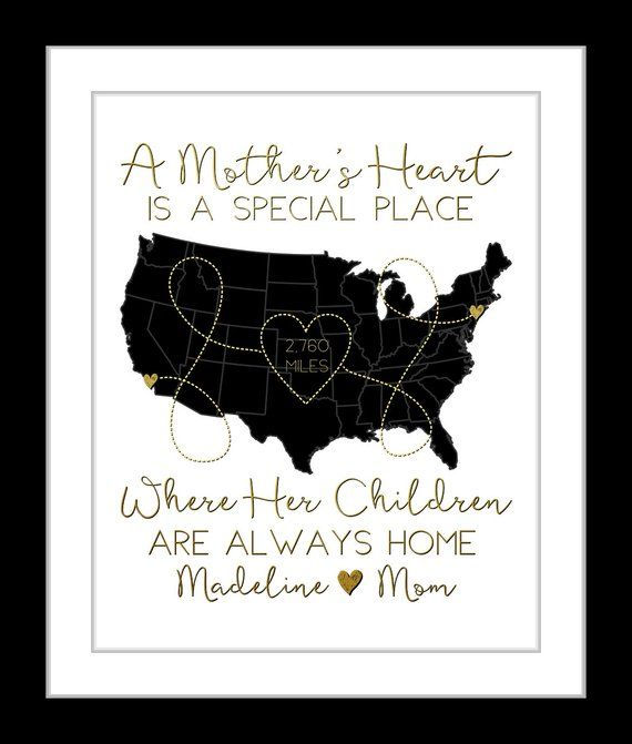 Mothers Day Gift For Grandma Personalized Gifts