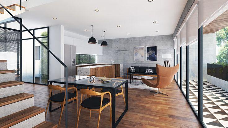 Sala Comedor Cocina Edificio Tovar