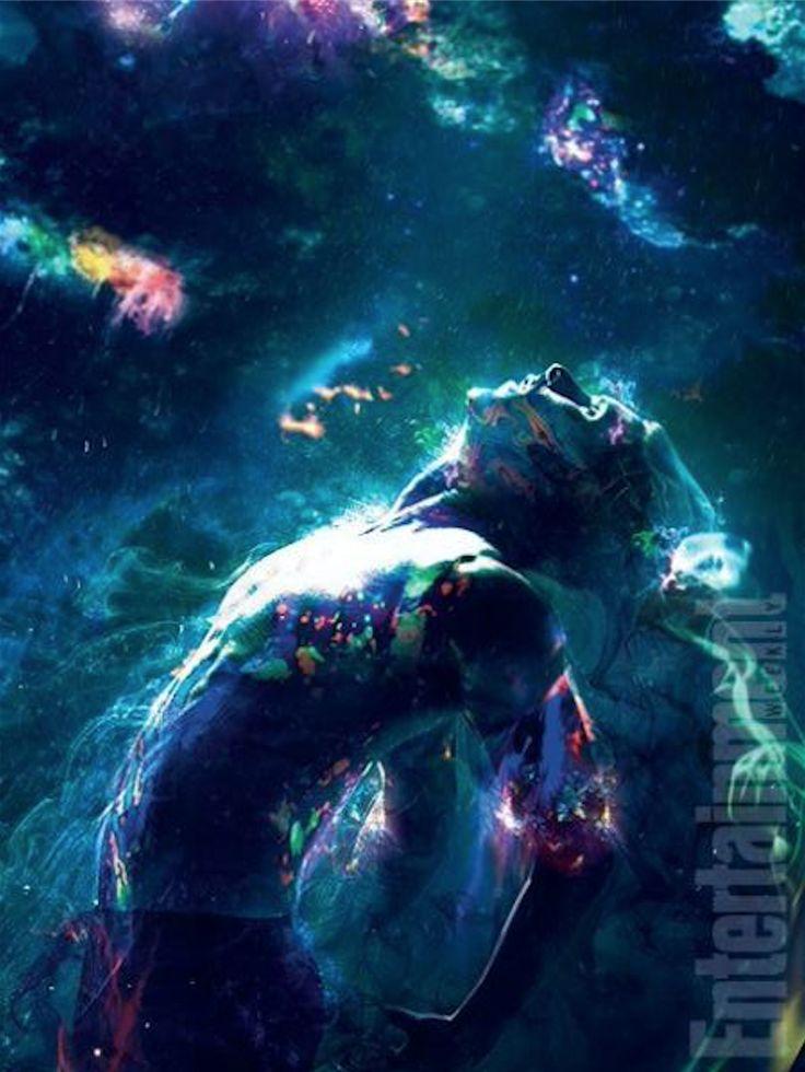 Dr. Strange-interdimensional travel.