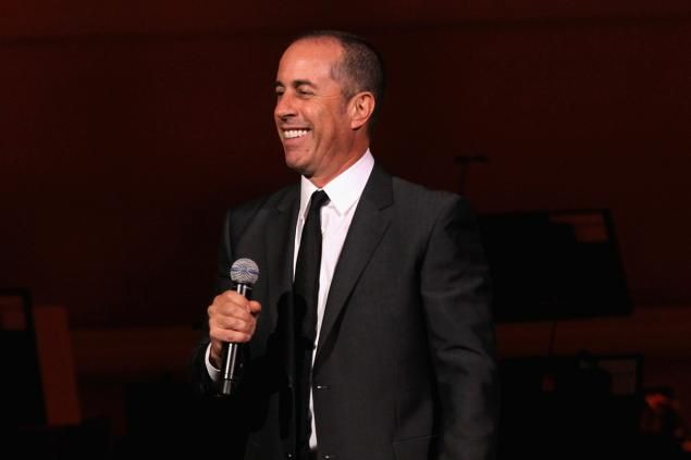 Comedian Jerry Seinfeld is of Syrian descent. Most from Syrian Jews