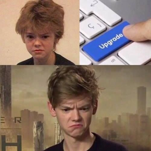"AHAHAHA OMG ---> ""Ok but the little mop top sangster fetus"""