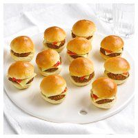 Waitrose Entertaining Pork and Chorizo Burgers 18 pieces