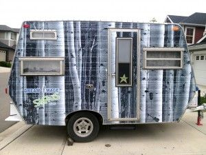 Motor Home Wraps Rv Pin Striping Camper Wraps Rv