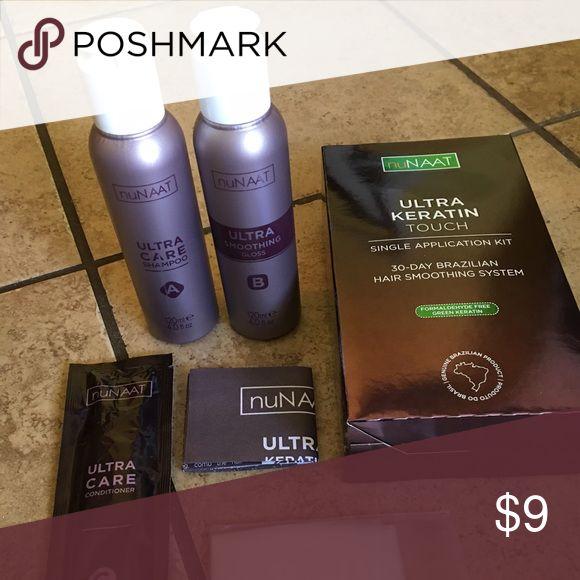Keratin hair treatment kit 30 day I bundle & ship fast too! Other