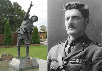 Lieutenant Colonel Harry Murray VC was born in Evandale, Tasmania, in 1880 and was one of the most decorated infantry soldiers of the British Empire during the First World War. He was Australia's most decorated soldier who saw action at Gallipoli and on the Western Front in France.   Follow this link to read more.