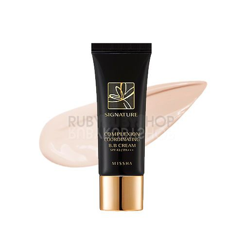 [MISSHA] Signature Complexion Coordinating BB Cream 20ml - #Beige