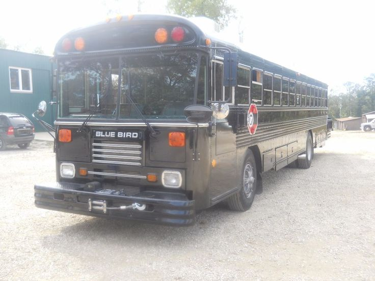 1991 Bluebird Bus Camper | eBay Motors, Other Vehicles & Trailers, RVs & Campers | eBay!