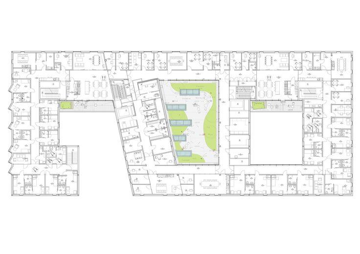 Galería de Hospital Psiquiátrico Kronstad / Origo Arkitektgruppe - 26