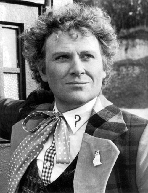 17 Best images about The Sixth Doctor on Pinterest ...