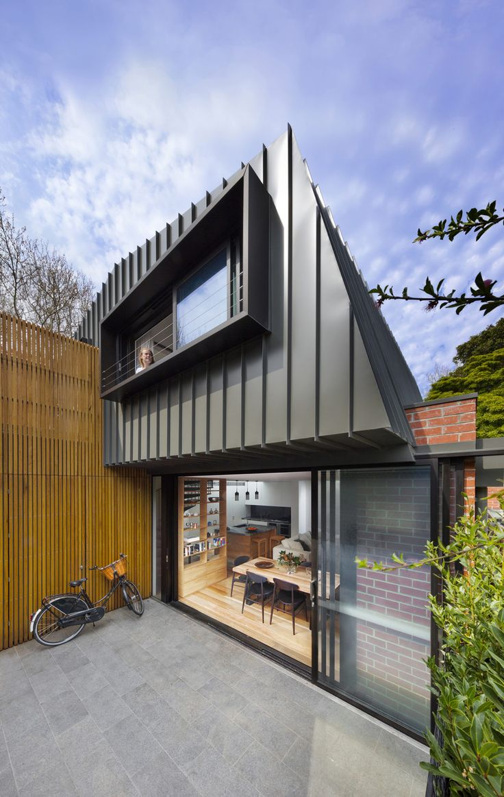 Jigsaw House by McMahon and Nerlich