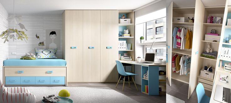 Best Kids Room Ideas Images On Pinterest Kids Rooms Kid - Colorful kids room designs with plenty of storage space
