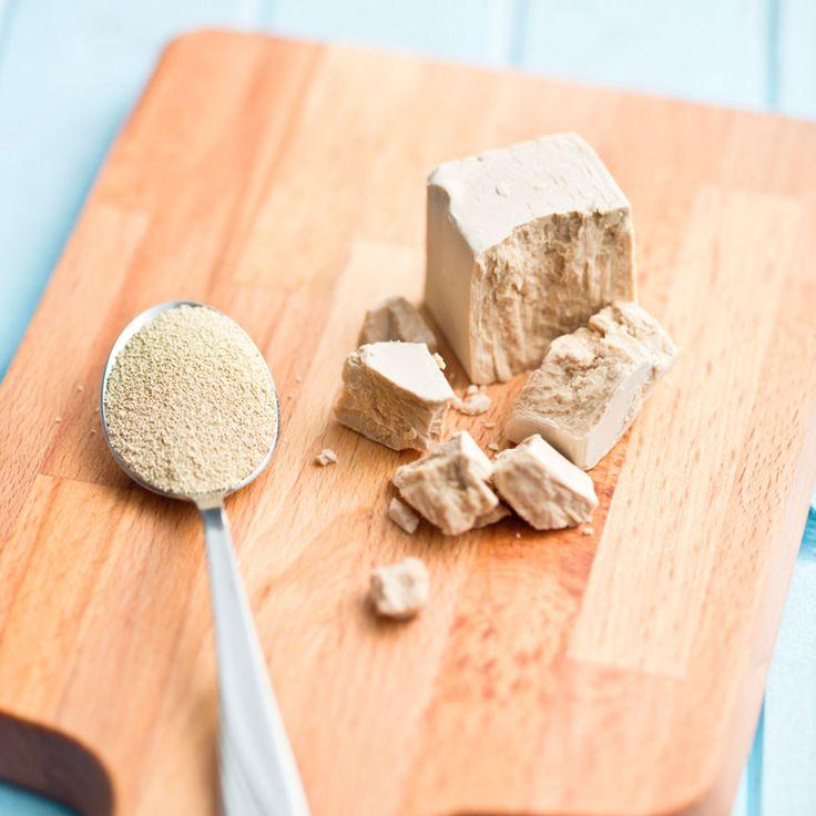 Många recept innehåller olika mängder jäst i relation till degvätskan. Klicka på länken så får du veta varför.