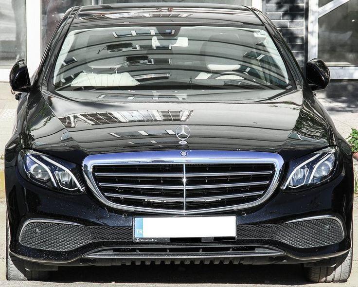 Mercedes Benz E Class / W213 by ErdemDeniz.deviantart.com on @DeviantArt
