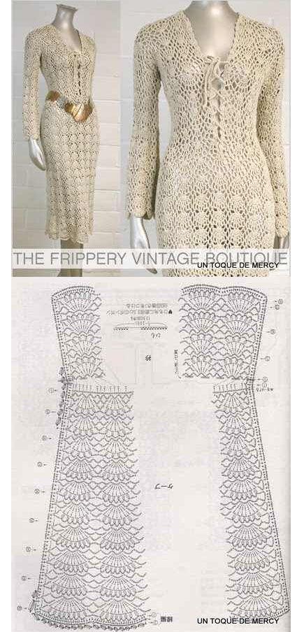 Wow wow wow #dress #crochet #shirt