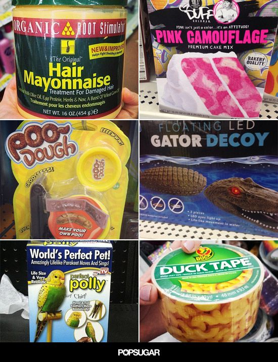 25 Weird And Wacky Walmart Gifts