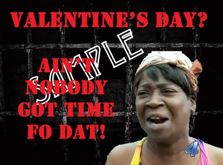 Anti-Valentines Day Card (Funny). $3.00, via Etsy.