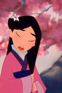 Mulan Disney - Schneewittchen Disney - Welches Geheimnis versucht Mulan zu verbergen? © Disney