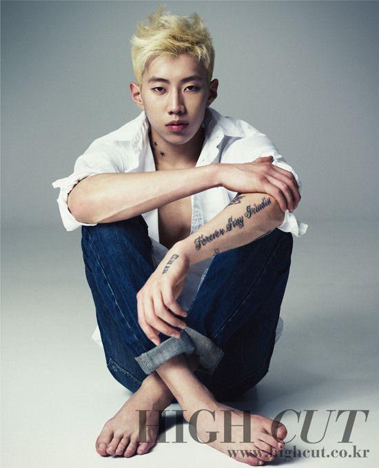 Jay Park // High Cut Korea // Vol. 59