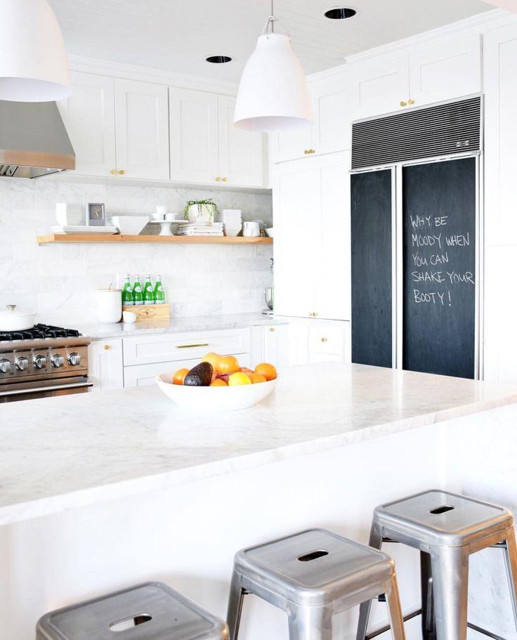 17 Best Kitchen Chalkboard Quotes On Pinterest