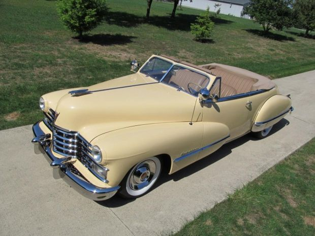 1947 Cadillac 62 Series Convertible - Image 1 of 50