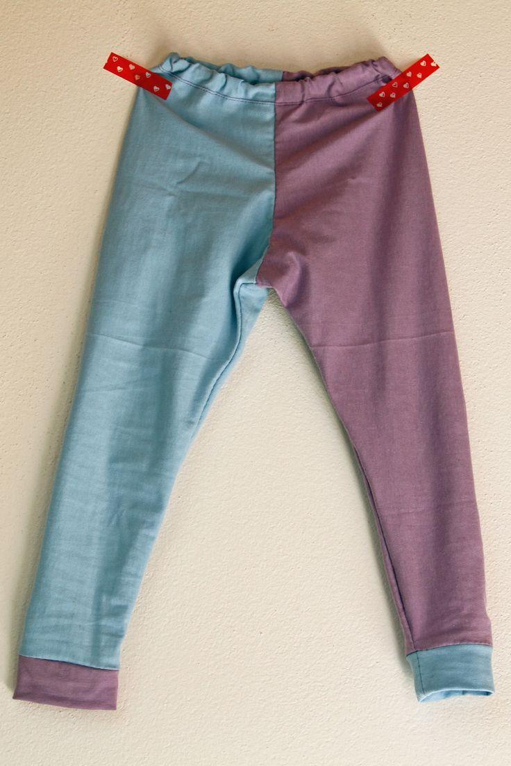 Bláznivé legínky / Crazy leggings