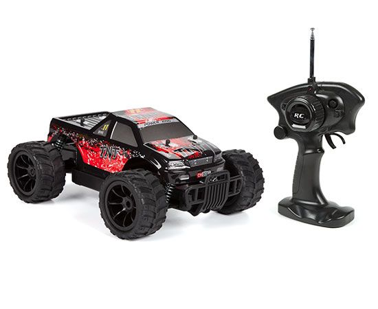 TNT Power King Pro Off Road 1:16 RTR Electric RC Truck