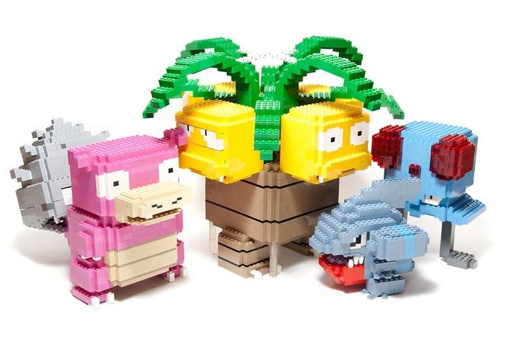 Gible Toy: 25+ Best Ideas About Lego Pokemon On Pinterest