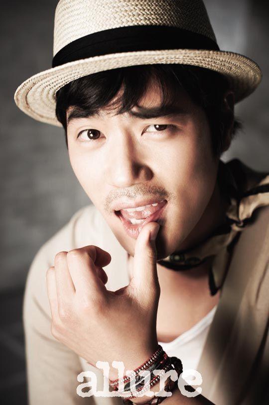 Kim Kang-woo in Allure