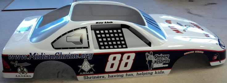 Signs & Design offers many options with vehicle graphics for both business and personal use- even for custom NASCARTs!
