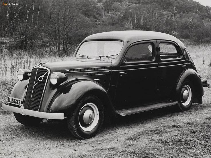 1936 Volvo PV51