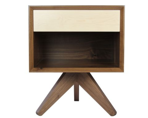 Hillcrest Square Side Table by Bungalow House - Made in USA!