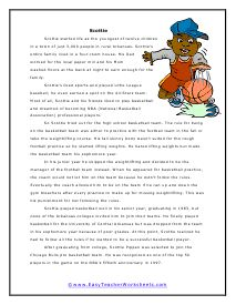 Grade 5 Reading Comprehension Worksheets (With images ...