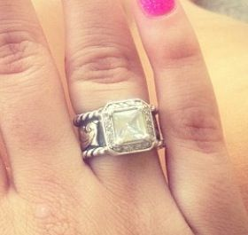 20 best Class ring images on Pinterest Rings Western jewelry