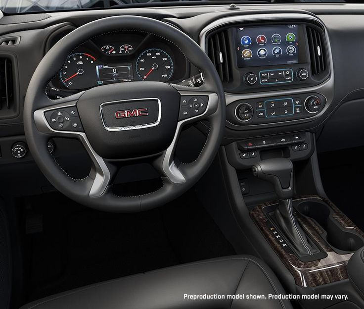 The all-new 2017 Canyon Denali has finally been revealed. Further proof GMC knows how to combine style and purpose. Coming late 2016. https://www.gmc.com/canyon-denali-small-pickup-truck.html