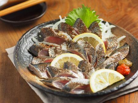ウルメイワシの焼き切り|魚料理と簡単レシピ