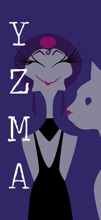 Yzma+(TFV)+by+NMartin95.deviantart.com+on+@deviantART