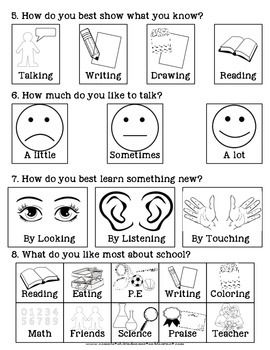 Multiple Intelligences Survey: How Do You Learn?                                                                                                                                                                                 More