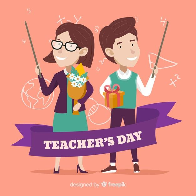 Download Happy Teacher S Day Hand Drawn For Free In 2020 How To Draw Hands Teachers Day Happy Teachers Day