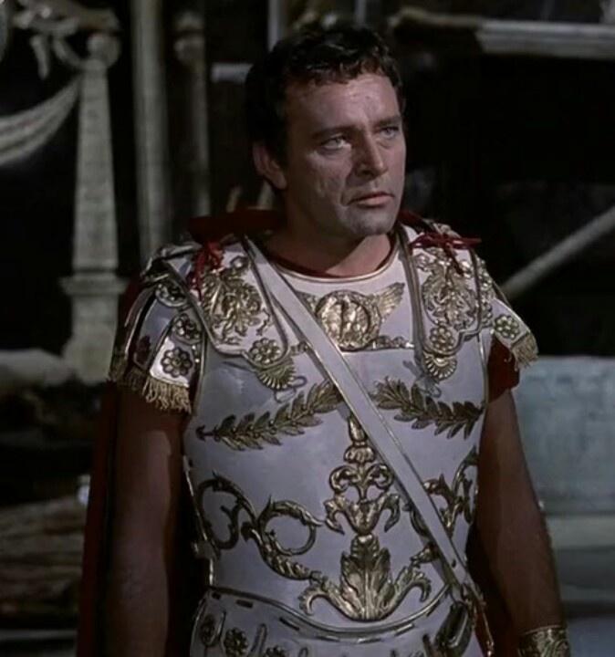 Richard Burton-Mark Antony (Cleopatra) | Theatre Arts ... Richard Burton Cleopatra