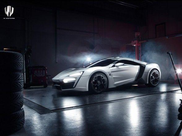 W Motors Lykan Hypersport (2013)