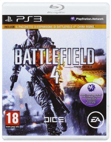 Battlefield 4 - Edizione con espansione inclusa di Electronic Arts 49,98€