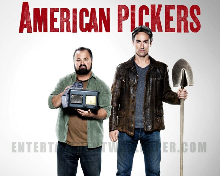 """Business & Branding Lessons From The Show """"American Pickers"""""""