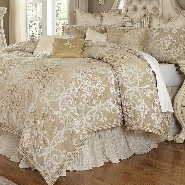 Luxembourg Comforter Set Bed Linens Luxury Comforter Sets Luxury Bedding