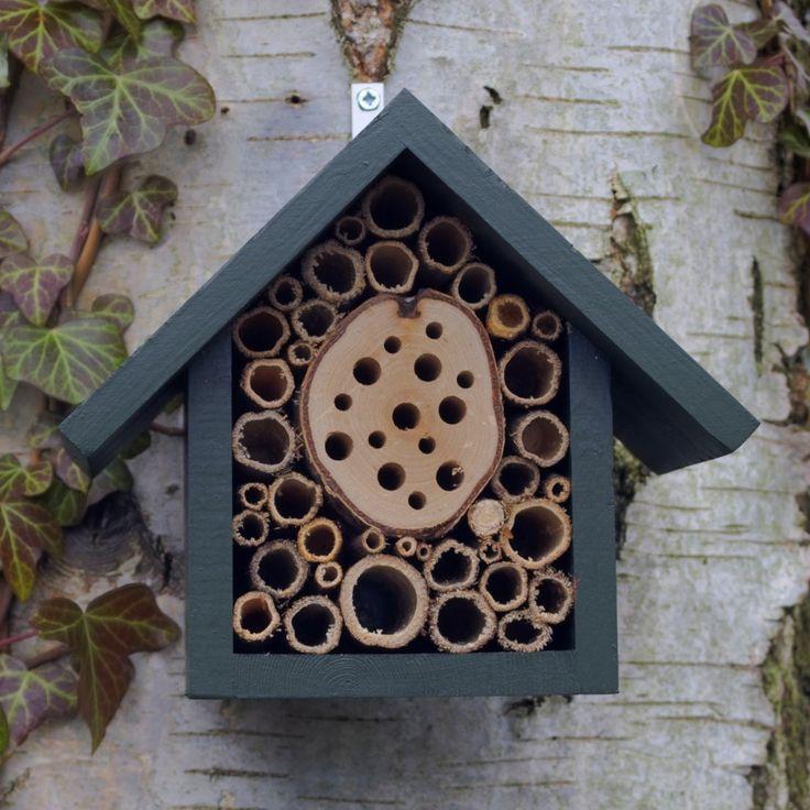 Mini Insektenhotel gesehen bei #EtsyUK