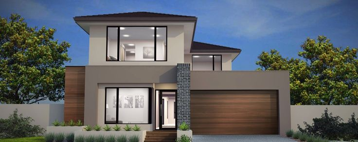 2 storey house plans - Nova | Mojo Homes