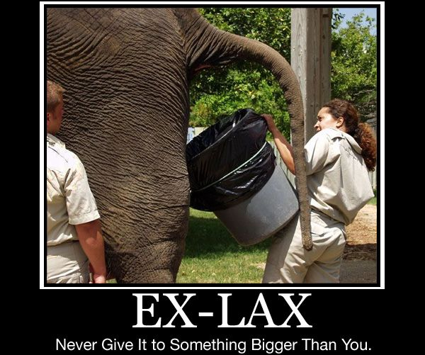how to lose weight with exlax