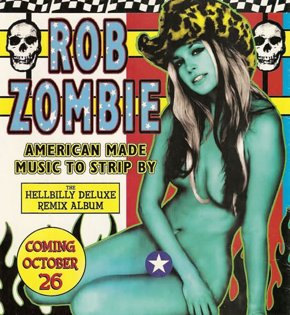 Rob Zombies Wife Naked